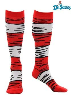 The Cat in the Hat Costume Kids' Socks
