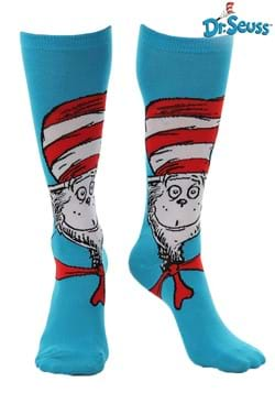 Knee High Costume Socks The Cat in the Hat