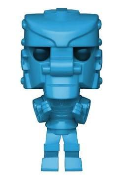 POP Vinyl Mattel RockEmSockEm Robot Blue