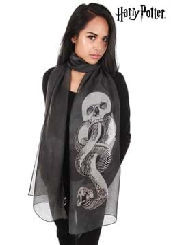 Lightweight Scarf Dark Mark