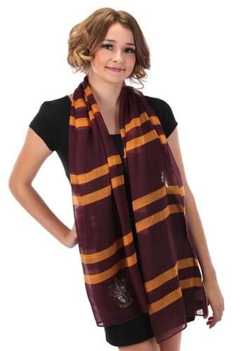 Gryffindor Lightweight Harry Potter Scarf Update