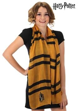 Hufflepuff Lightweight Harry Potter Scarf