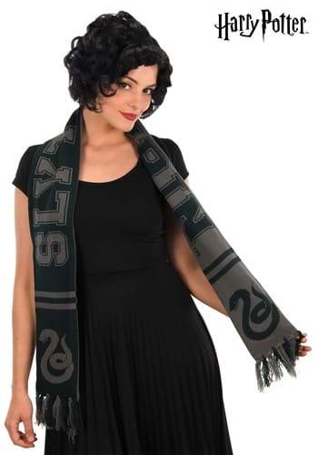 Slytherin Reversible Knit Harry Potter Scarf