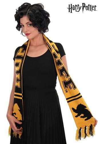 Hufflepuff Reversible Knit Scarf - Harry Potter