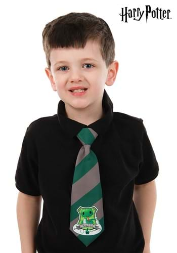 House Slytherin Toddler Tie