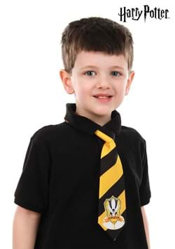 House Hufflepuff Toddler Tie
