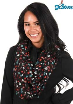 Lightweight Infinity Scarf - The Cat in The Hat