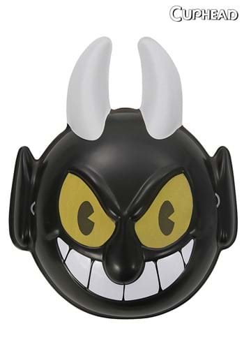 Vacuform Mask - The Devil