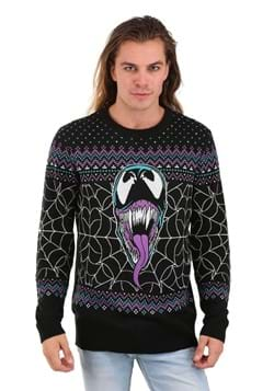 Marvel Merry Venom Ugly Christmas Sweater
