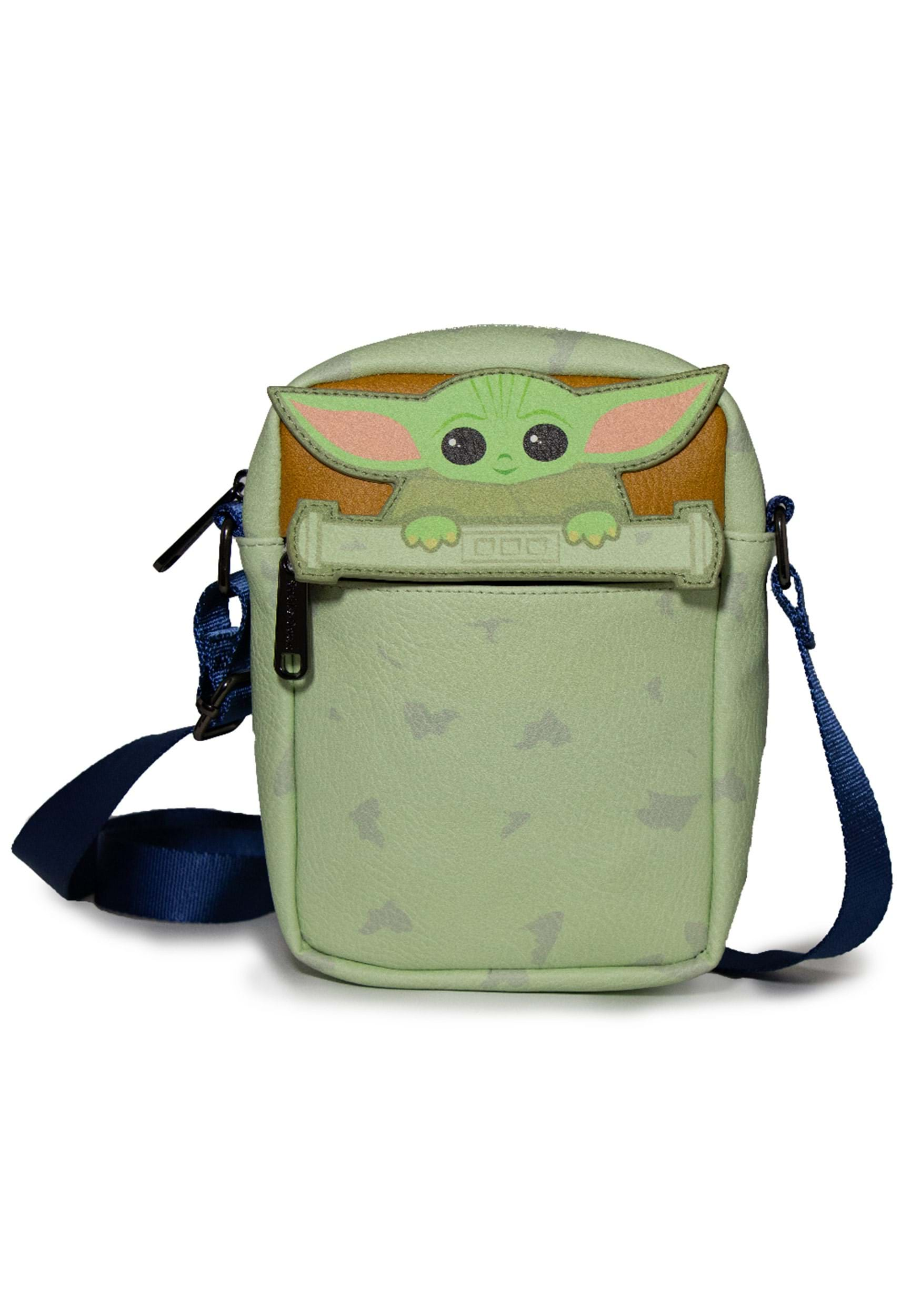 The Child Star Wars Crossbody Bag Purse