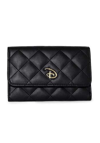 Disney Gold Accent Flip Wallet