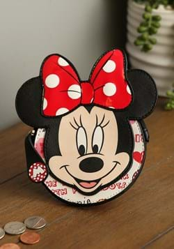 Minnie Mouse Coin Purse Upd