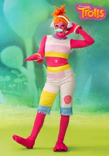 Trolls Womens DJ Suki Costume Update 2