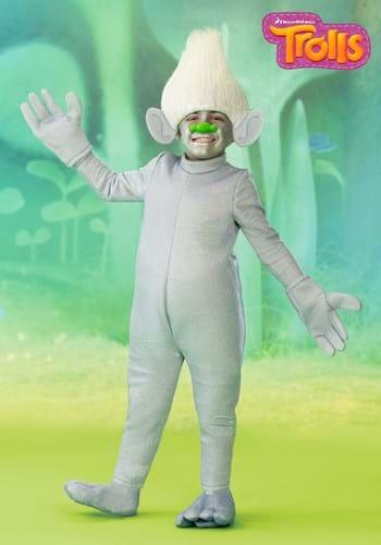 Trolls Kids Guy Diamond Costume Upd 2