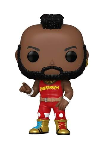 POP Vinyl WWE NWSS Mr T Figure