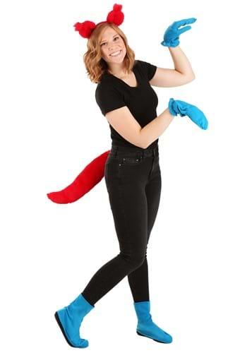 Fox in Socks Costume Kit