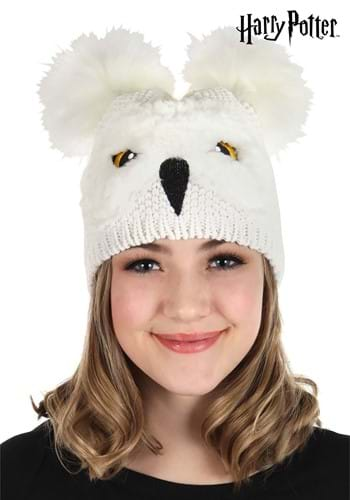 Hedwig Child/Adult Knit Beanie
