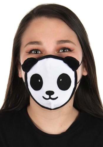 Panda Face Mask Main