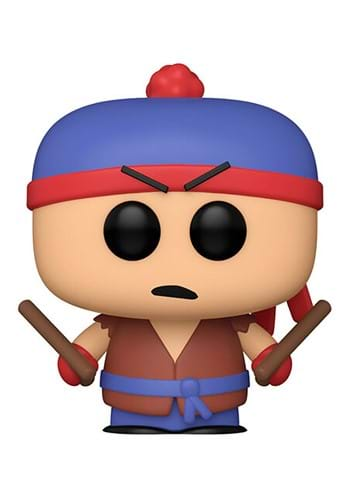 POP Animation: South Park- Shadow Hachi Stan