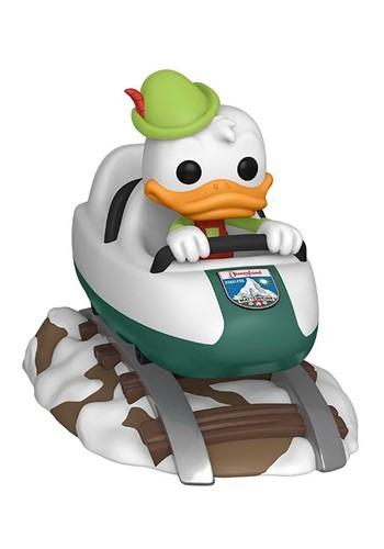 POP Ride: Disney 65th- Donald w/Matterhorn