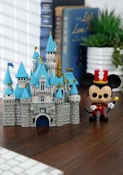 POP Town: Disney 65th- Castle w/ Mickey