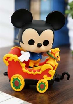 POP Train: Casey Jr- Mickey in Car 3