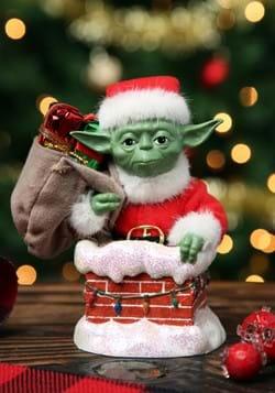 Star Wars Santa Yoda in Chimney Tablepiece_update