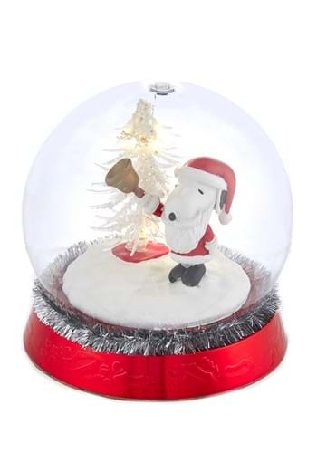 Peanuts Snoopy LED Light Up Table Globe Decor