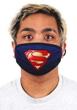 Superman Face Mask