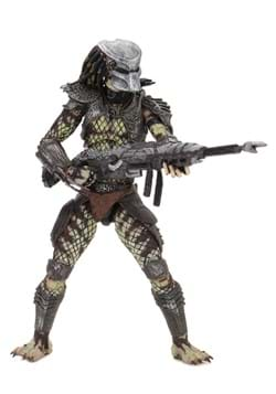 "Predator 2 - 7"" Scale Action Figure - Ultimate Scout Predato"