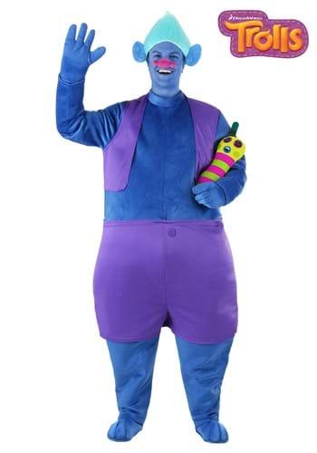 Adult Biggie Trolls Costume Update