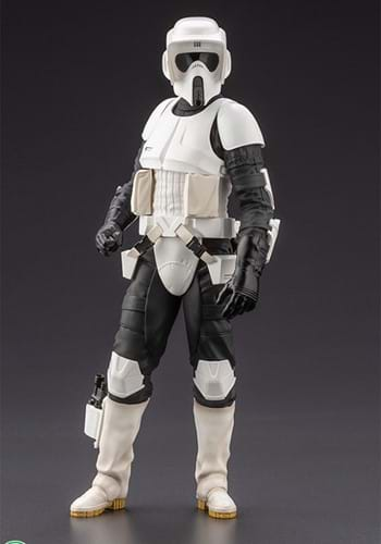 Star Wars Return of the Jedi Scout Trooper ArtFX Figure