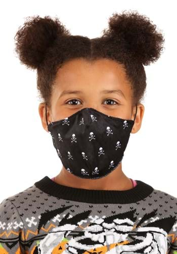Pirate Sublimated Face Mask for Kids