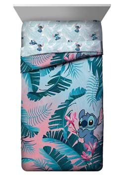 Lilo & Stitch Floral Fun Full Sheet Set