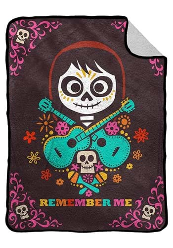 """CoCo Remember Me 60x80"""" Blanket"""