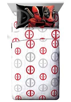 Deadpool Invasion Queen Sheet Set Update