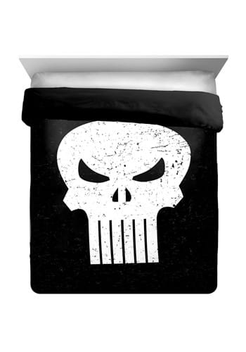 Punisher Skull Full/Queen Comforter