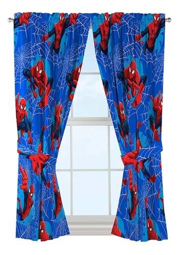 "Spiderman Astonish 63"" Drapes"