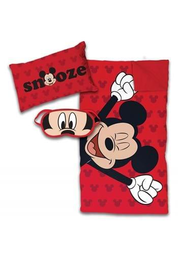 Mickey Mouse 3Pc Slumber Set