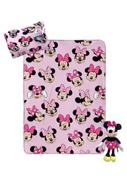 3 Pc Minnie Mouse Throw Pillowbuddy Decorative Pillow