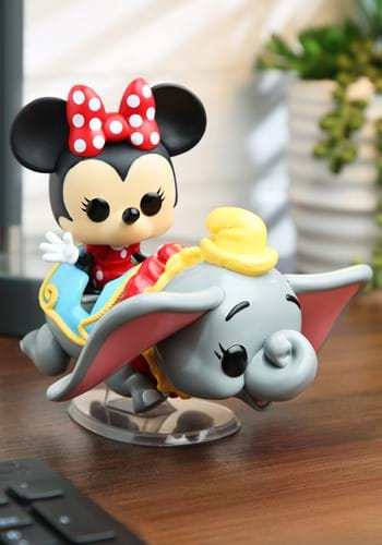 Funko POP Ride Disney 65 Flying Dumbo Ride w Minnie Mouse