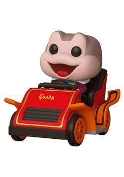 POP Ride: Disney 65- Mr.Toad in Car