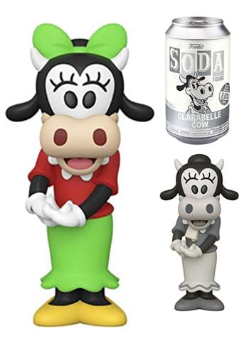 Vinyl SODA: Disney-Clarabelle Cow w/Chase