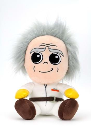 """Back to the Future Doc Brown 11"""" Phunny Plush"""