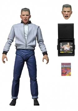 "Back to the Future Ultimate Biff 7"" Scale Action Figure"