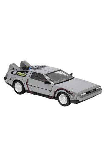 "Back to the Future 6"" Diecast Time Machine Vehicle"