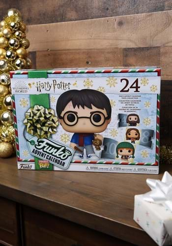 Funko Harry Potter 3 Christmas Advent Calendar-update