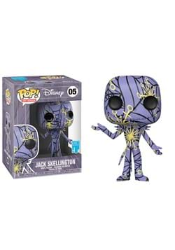 POP Disney Nightmare Before Christmas Jack Artist Series