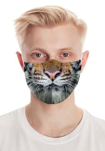 Get 'Em Tiger Face Mask