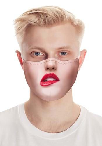 Pouty Lips Face Mask